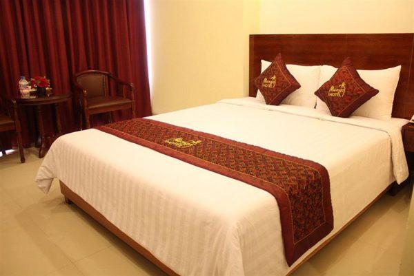 Tác dụng thật của khăn trải ngang giường khách sạn