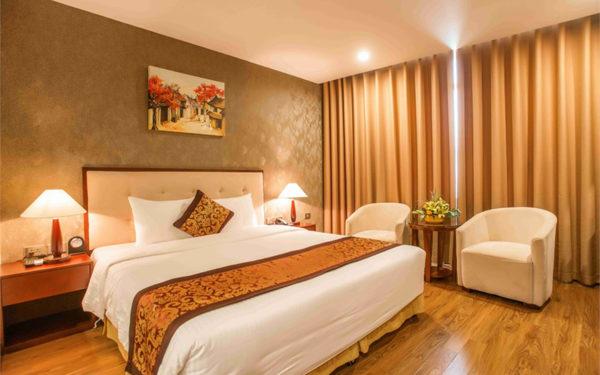 5 nguyên tắc làm phòng khách sạn