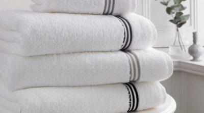 Khăn tắm khách sạn sọi tre được sản xuất trên dây chuyền hiện đại, xử lý vật lý nên ít ảnh hưởng hóa chất tới người sử dụng