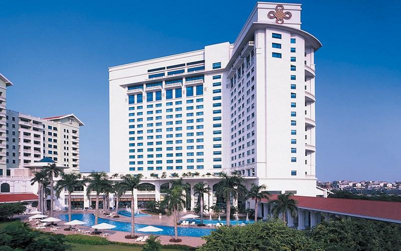 Toàn cảnh khách sạn Daewoo