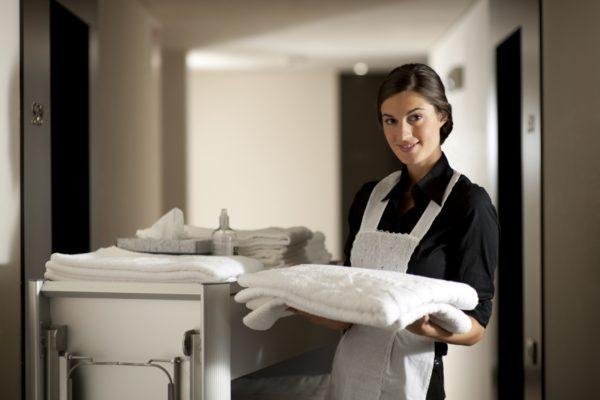 Những tiêu chuẩn giặt là trong khách sạn