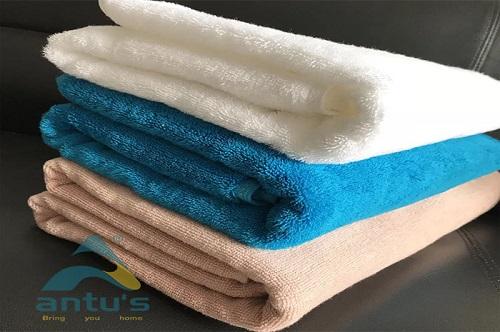 Khăn tắm khách sạn Antus 80*160 Cm 950 Grs/Pc