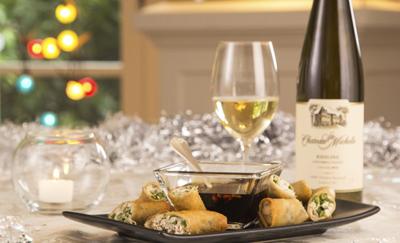 Rượu vang Chennin Blanc, Sauvignon Blanc, Pinot Grigio phù hợp với thịt
