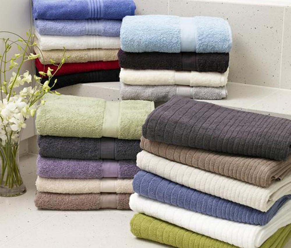 Chọn khăn tắm