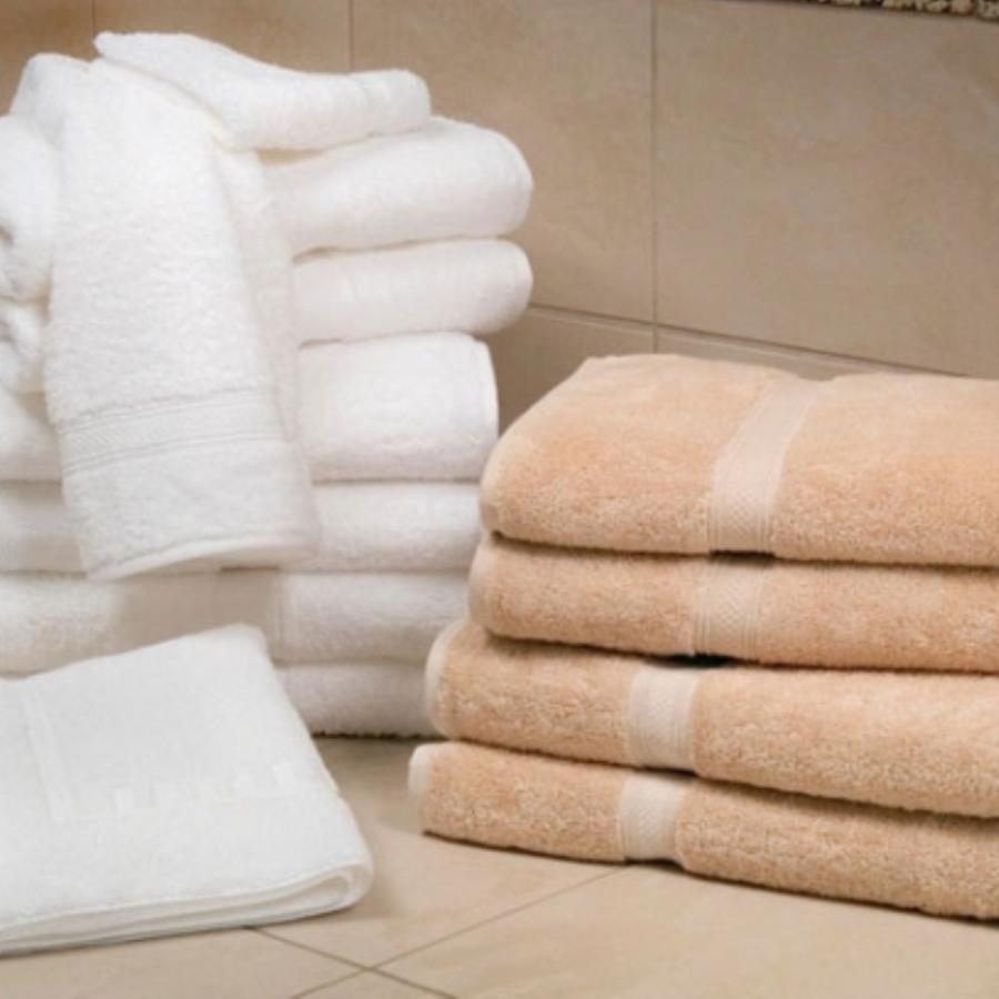 Cách sử dụng khăn khách sạn an toàn và hiệu quả